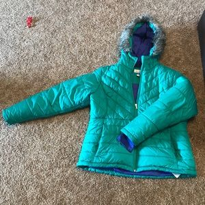 Puffy Winter Coat
